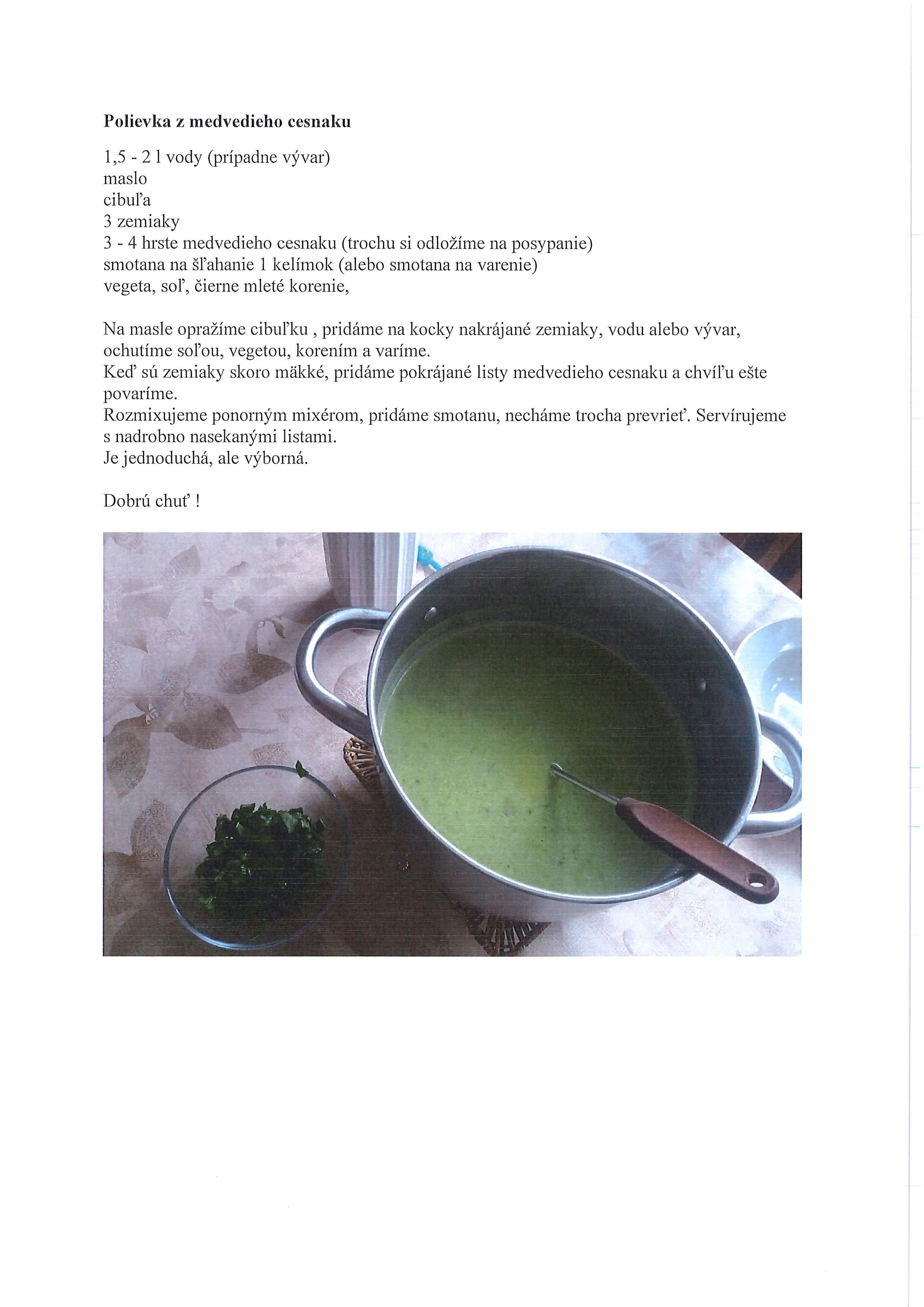 Kubačková-polievka