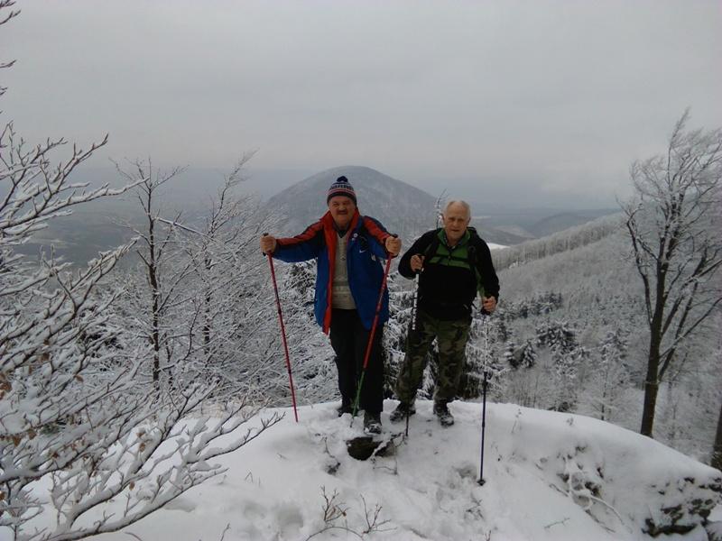 Výstup - Čierna hora-2