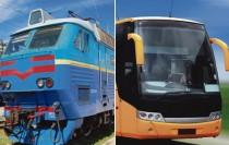 Vlak-autobus